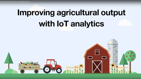 Improving Agricultural Output With IoT Analytics